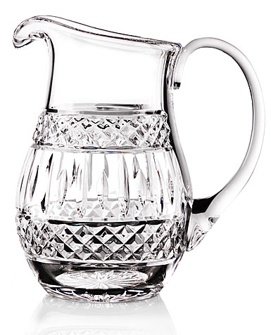 Cashs Ireland, Cooper Large Crystal Pitcher