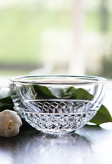 "Cashs Ireland, Cooper 6"" Crystal Bowl"