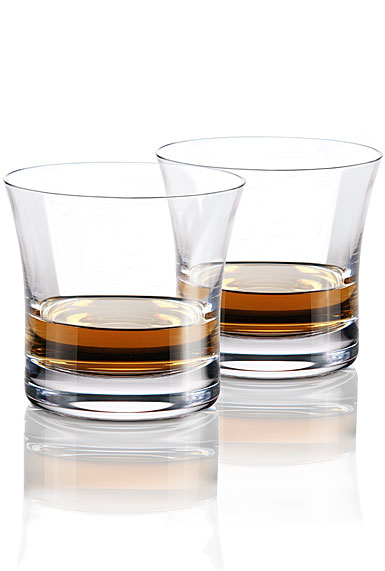 Cashs Ireland Grand Cru Handmade, Regal Scotch Whiskey Glasses, Pair