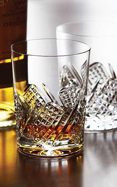 Cashs Ireland, Crystal Harvester Single Malt Whiskey Glasses, 3+1 Free