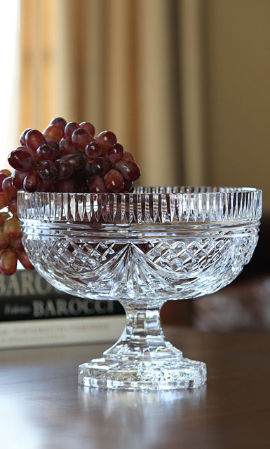 Cashs Ireland, Art Collection, Antrim Crystal Bowl, Limited Edition