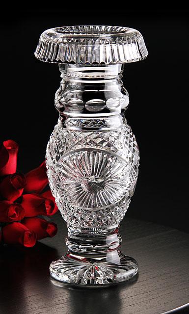 Cashs Ireland, Art Collection, Princess Crystal Vase, Limited Edition