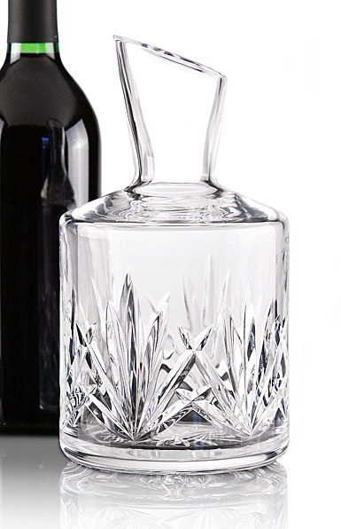 Cashs Ireland, Shannon Crystal Wine Carafe