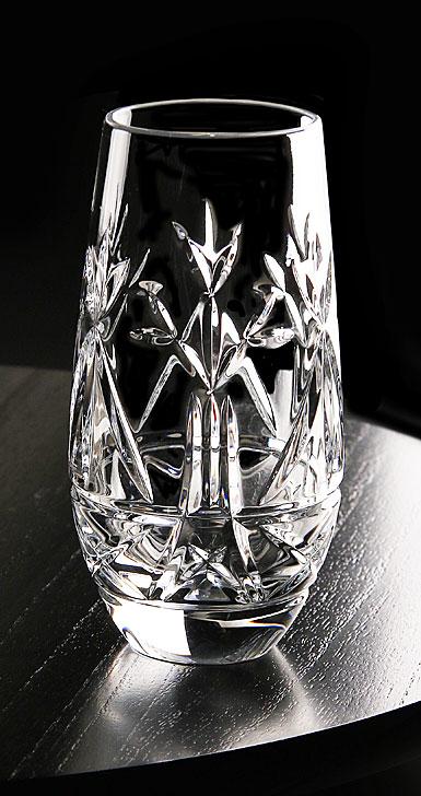 "Cashs Crystal Tree of Life 6"" Vase"