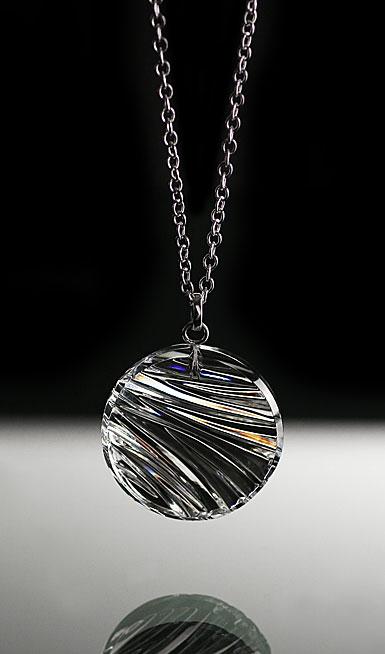 Cashs Ireland, Crystal Wild Atlantic Way Pendant Necklace, Large