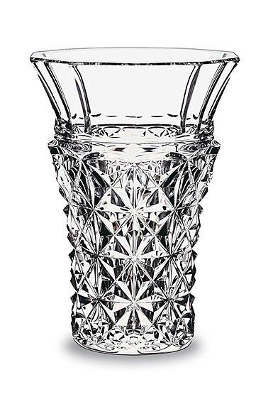 """Baccarat Crystal, Celimene Large Crystal Vase 14 5/8"""""""
