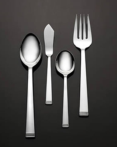 Vera Wang Wedgwood Chime Stainless Flatware 5 Piece Place