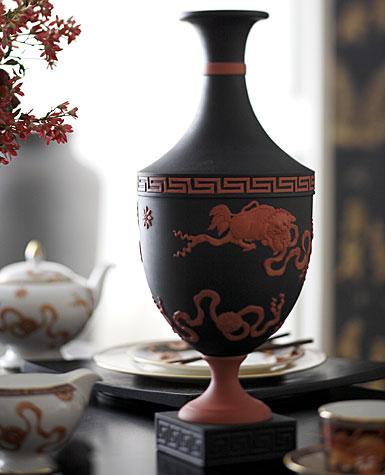 Wedgwood Dynasty Prestige Vase