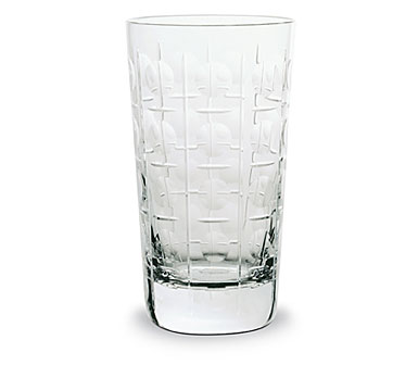 Baccarat Crystal, Equinoxe Crystal Highball, Single
