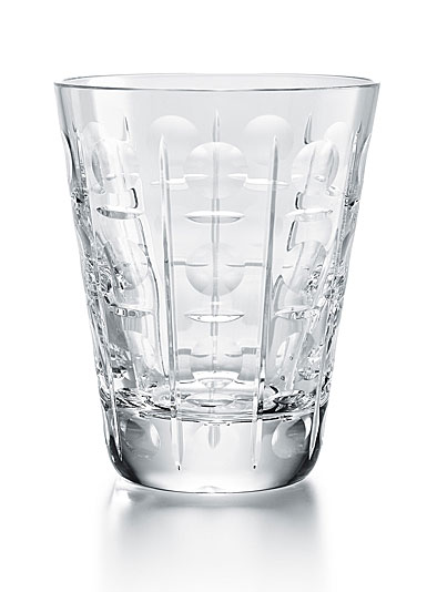Baccarat Crystal, Equinoxe Tumbler of No. 3, Single