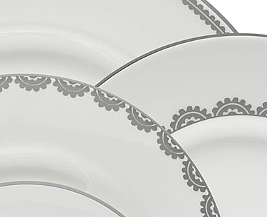 Vera Wang Wedgwood China Flirt, 5 Piece Place Setting