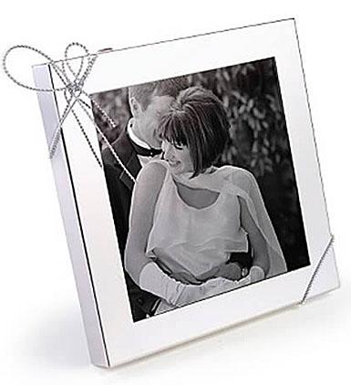 Vera Wang Wedgwood Love Knots Wedding Frame, 5x5