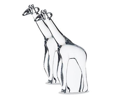 Baccarat Giraffes Giraffe, Noah