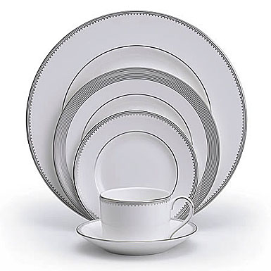 Vera Wang Grosgrain 5-Piece Place Setting