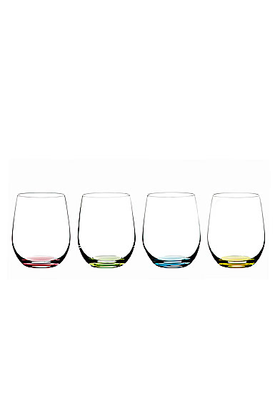 Riedel Happy O Wine Tumblers, Set of 4