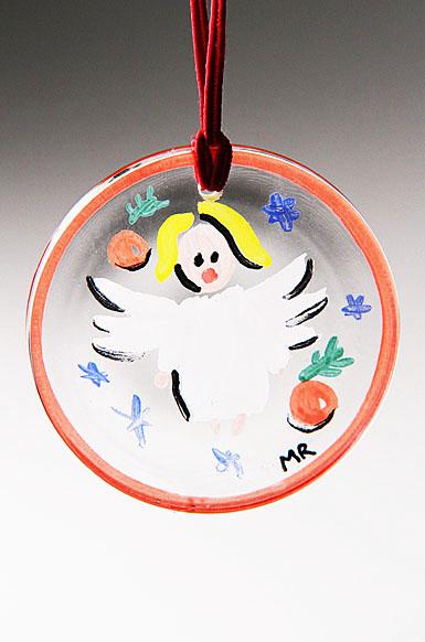 Kosta Boda Angel Ornament