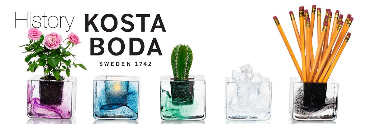 Kosta Boda History