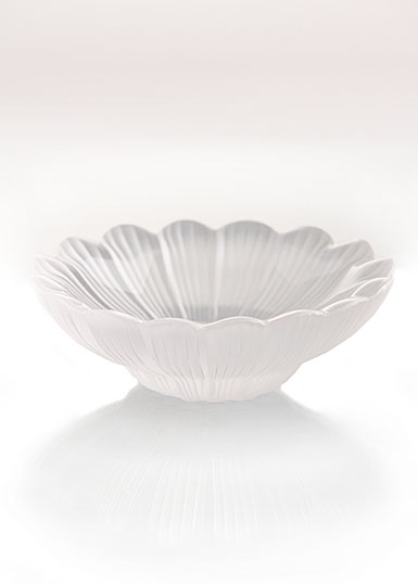 Lalique Crystal, Paquerettes Daisy Dish, Clear - 3 1/2""