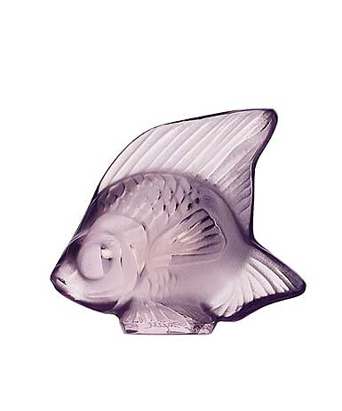 Lalique Lilac Fish, #17