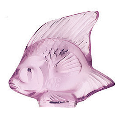 Lalique Pink Fish, #24