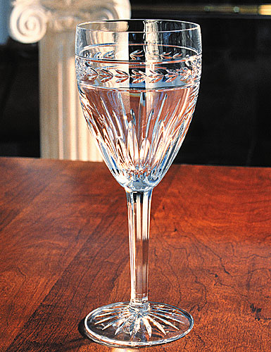 Waterford Laurel Champagne Flute, Single, Special Order