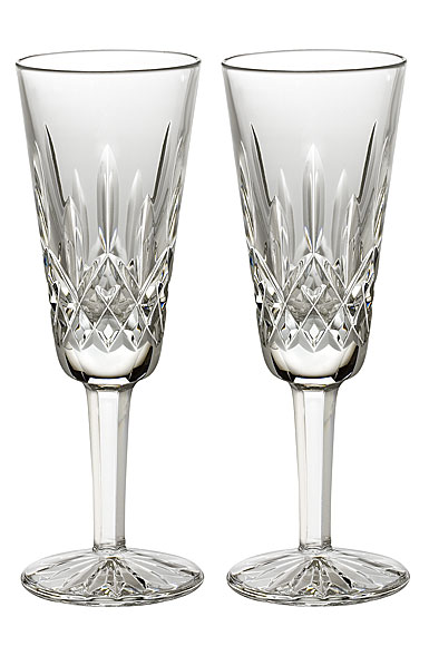Waterford Crystal, Lismore Crystal Champagne Flute, Single