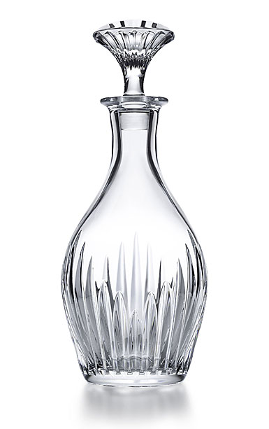 Baccarat Crystal, Massena Round Whiskey Decanter