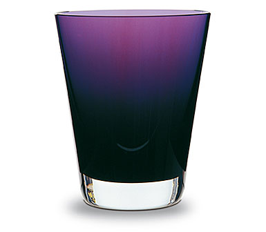 Baccarat Crystal, Mosaique Tumbler Amethyst, Single