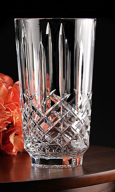 "Marquis by Waterford Crystal, Markham 9"" Crystal Vase"