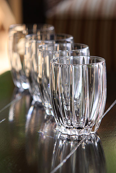Marquis By Waterford Omega DOF Glasses, Set of Four