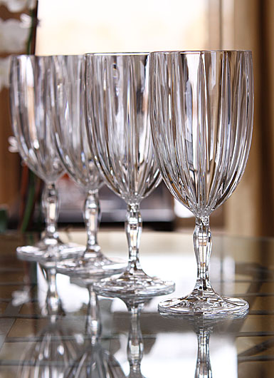 marquis by waterford omega iced beverage  set of 4