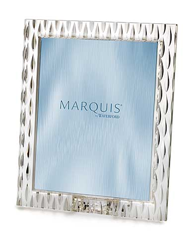 Marquis by Waterford Crystal, Rainfall 8x10\
