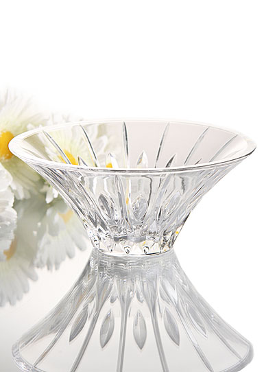 "Marquis by Waterford Crystal, Sheridan Flared 10"" Crystal Bowl"