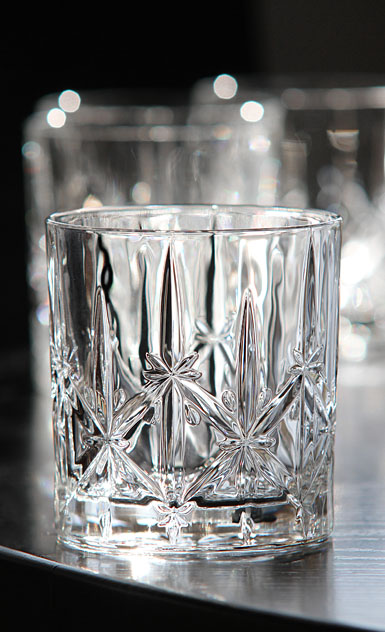 Marquis by Waterford Crystal, Sparkle Crystal DOF Tumbler, Set of Four