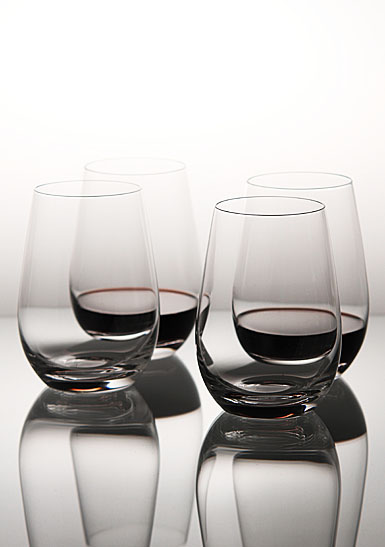 Marquis By Waterford Vintage All Purpose Stemless Wine, Set of Four