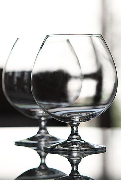 Marquis by Waterford Crystal, Vintage Crystal Brandy, Pair