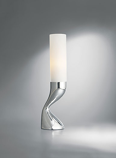 Nambe Flow Accent Lamp