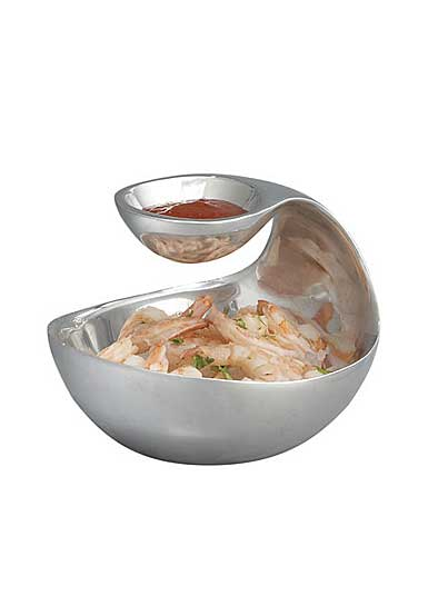 Nambe Scoop Server Mini