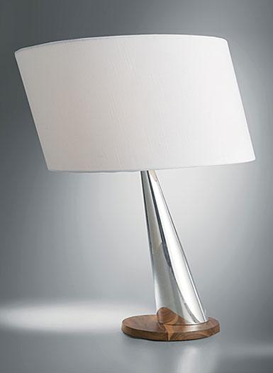 Nambe Wind Table Lamp