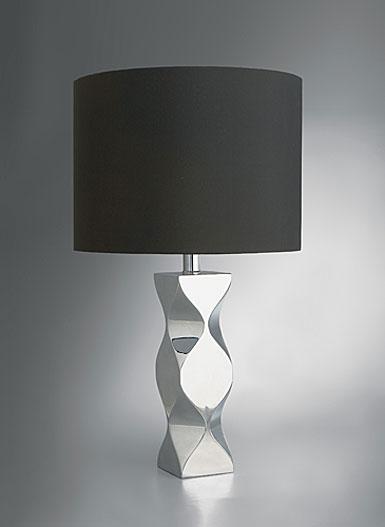 Nambe Kurv Table Lamp