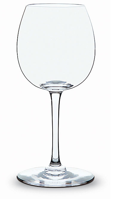 Baccarat Crystal, Oenologie Burgundy, Single