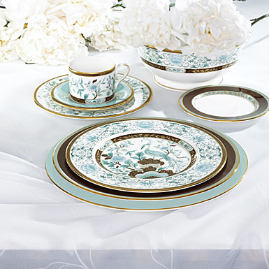 Lenox China Marchesa Palatial Garden, 5 Piece Place Setting