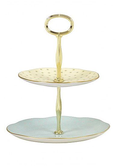 Wedgwood Harlequin Polka Dot Tea Plates, Set of 4