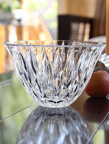 """Marquis by Waterford Crystal, Rainfall 8"""" Crystal Bowl"""