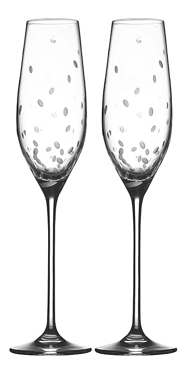 Royal Doulton Celebration Flutes, Pair