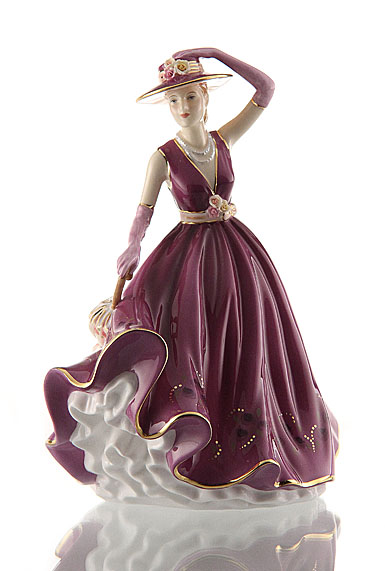 Royal Doulton Pretty Ladies Annuals, Emma - 2011 Figure of the Year