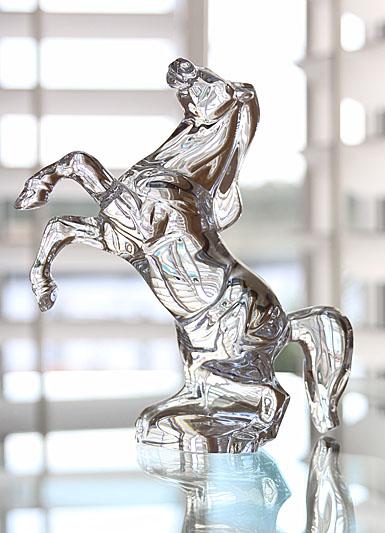 Baccarat Crystal, Rearing Horse