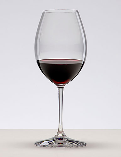Riedel Vinum XL, Syrah Crystal Wine Glasses, Pair