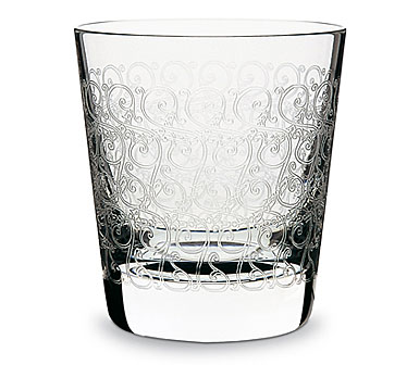Baccarat Crystal, Rohan Crystal Old Fashioned Tumbler, Single