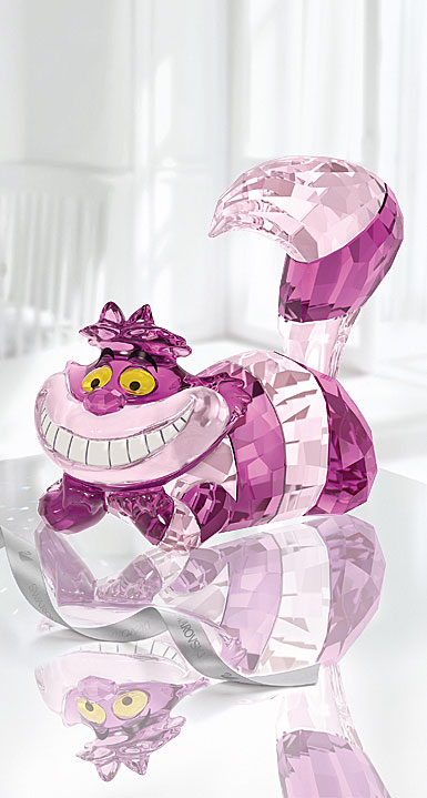 Swarovski Crystal, Disney Alice in Wonderland Cheshire Cat